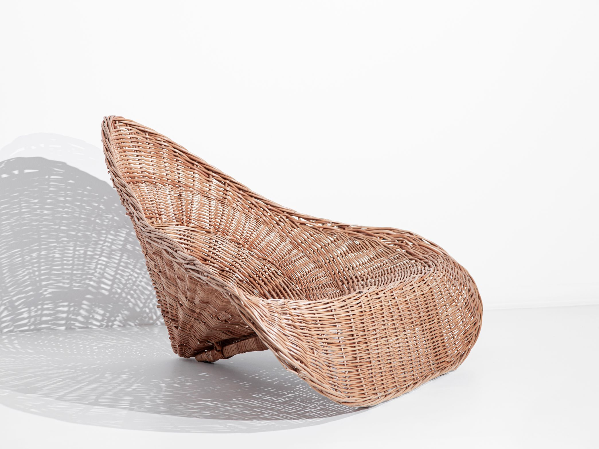 Pico wicker lounge chair - OWN